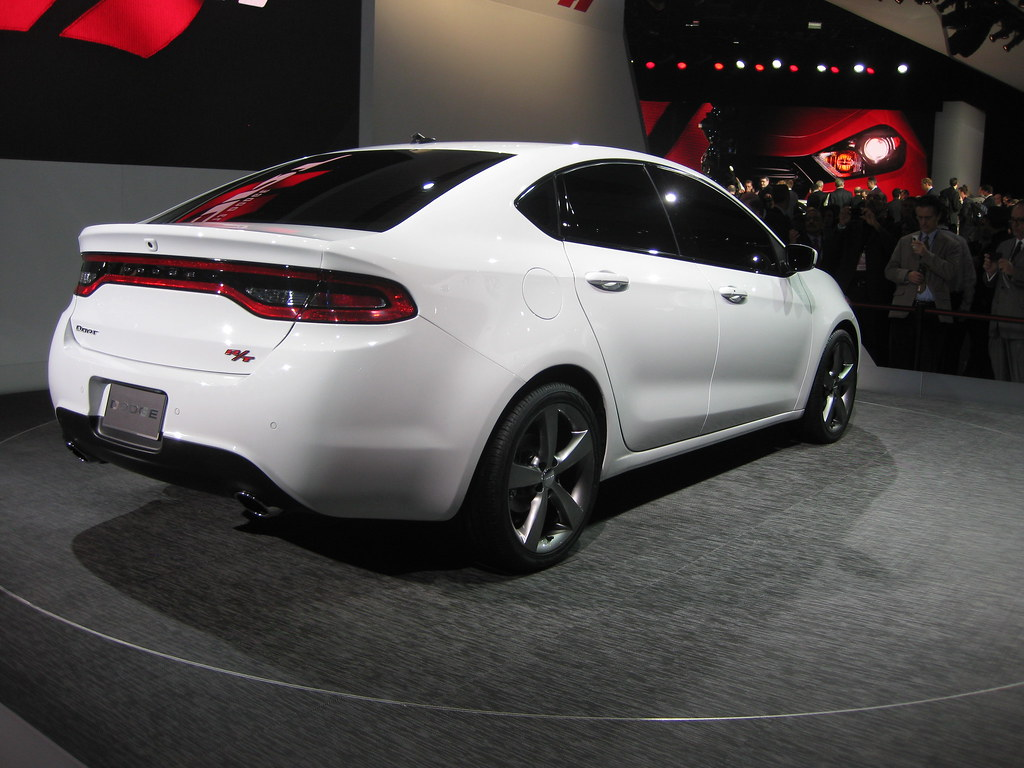 Dodge dart at NAIAS 2012 | For more info and images please ...