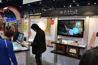 Fitbit Booth | by International CES