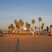 Venice Beach Late Afternoon Sun