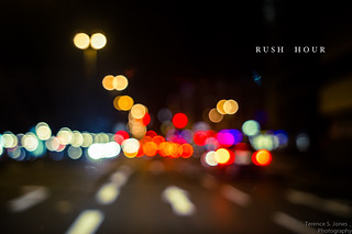 Rush hour | by Terence S. Jones