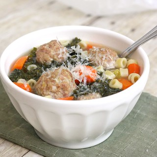 Italian Wedding Soup | by Tracey's Culinary Adventures
