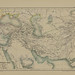 Map page of Section LXXVII Western Asia under the Abbasid Caliphs (786)from Part V of Historical atlas of modern Europe from the decline of the Roman empire : comprising also maps of parts of Asia and of the New world connected with European history