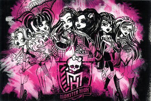 monster high wallpaper alex ryskind flickr
