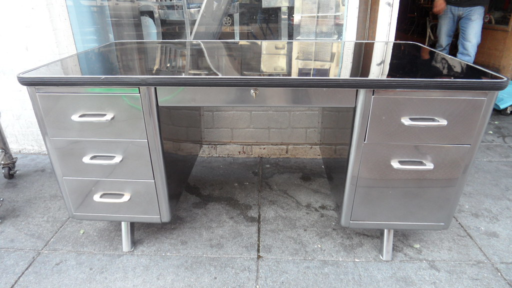 allsteel desk 2