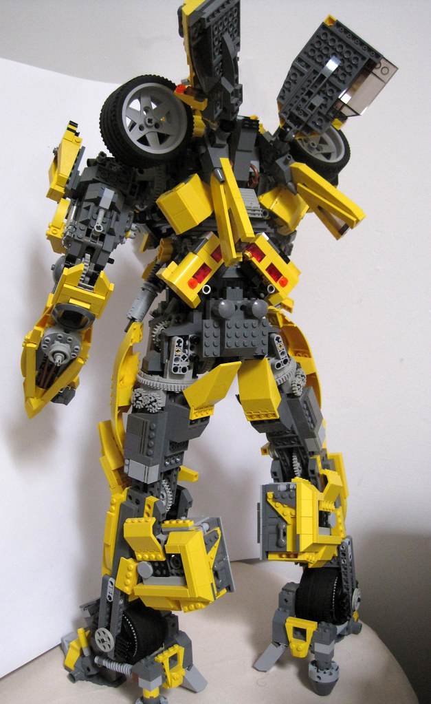 Bumblebee 02 Back My Bumblebee From The Transformers