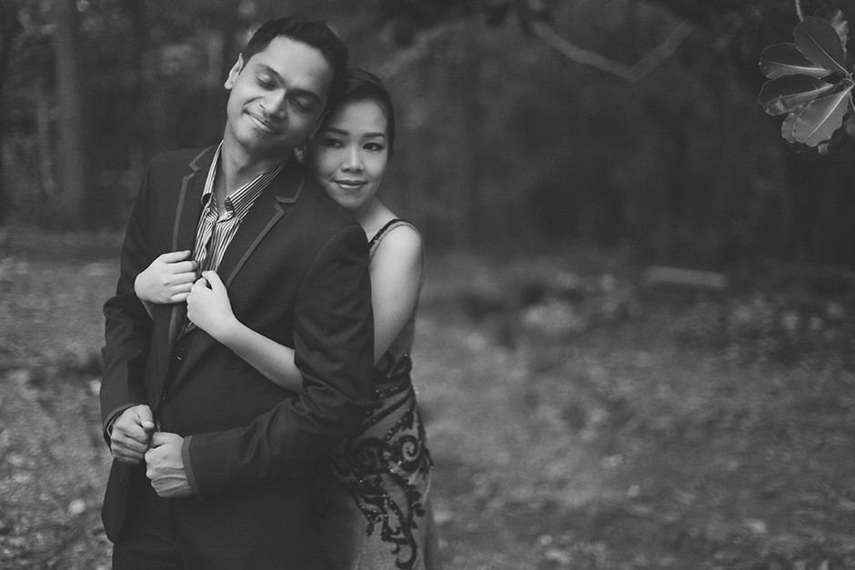 Cebu Engagement Session - Edwin and Karla