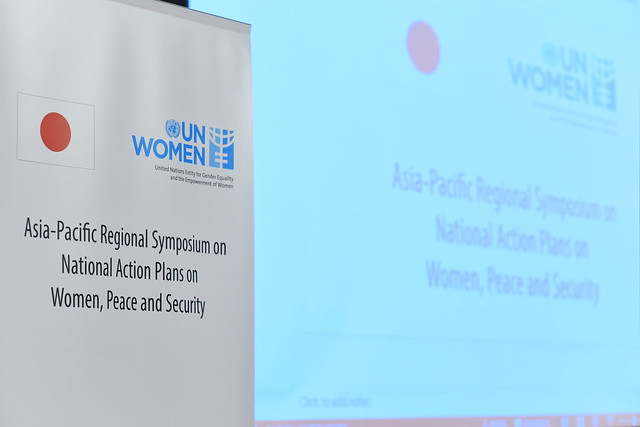 17 Asia-Pacific countries join together to promote women, peace and security