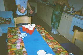 Beer pong | by Marcia Miller
