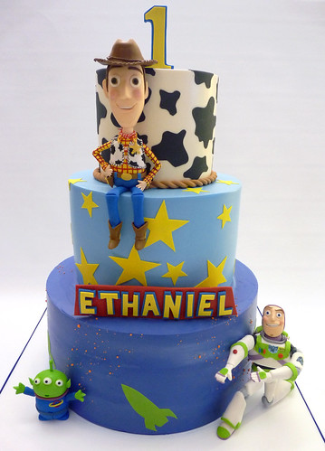 toy story ehtanial | by Tuff Cookie cakes by Sylvia