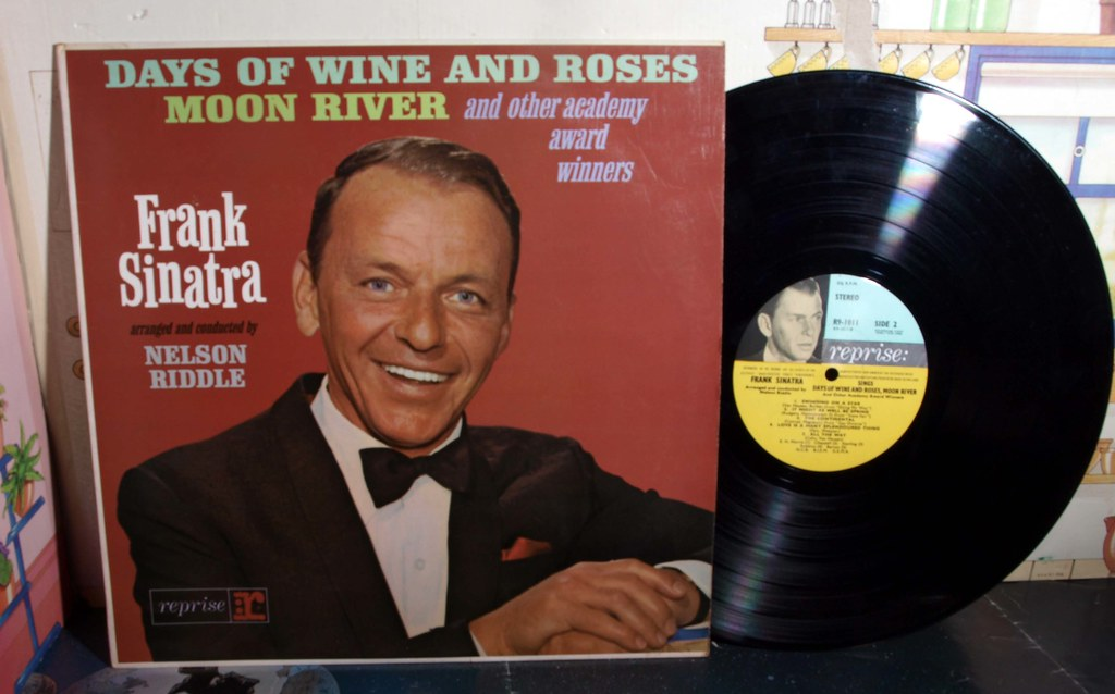 frank sinatra, days of wine and roses,