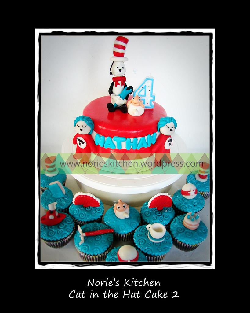 Cat In The Hat Cake Pan
