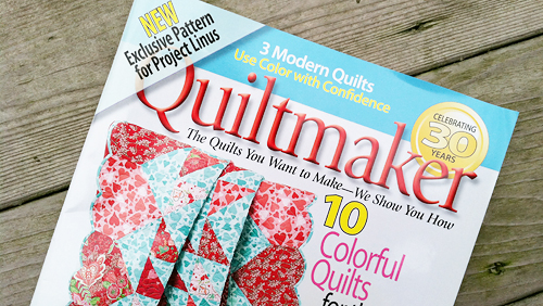 Quiltmaker | by Fresh Lemons : Faith