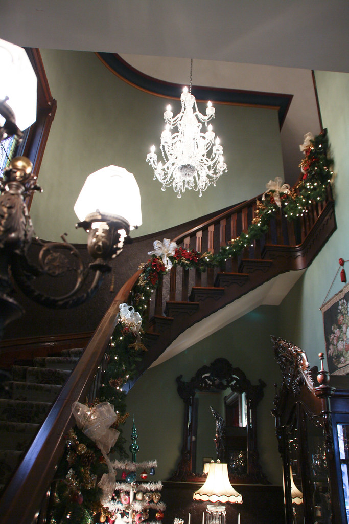 Victorian Foyer Jobs : Victorian christmas foyer this is the of house