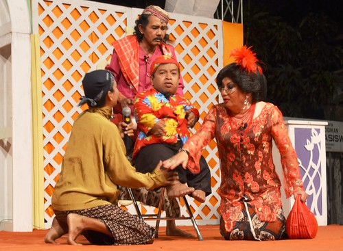 the performance of diffable and Transgender in the show. Photo by: Monica Devi | by AFSC-Asia