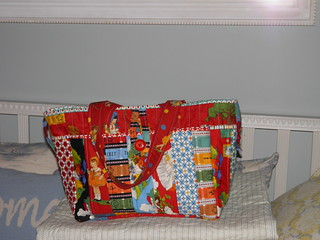 A bag for Lily Boo! | by littlequilter