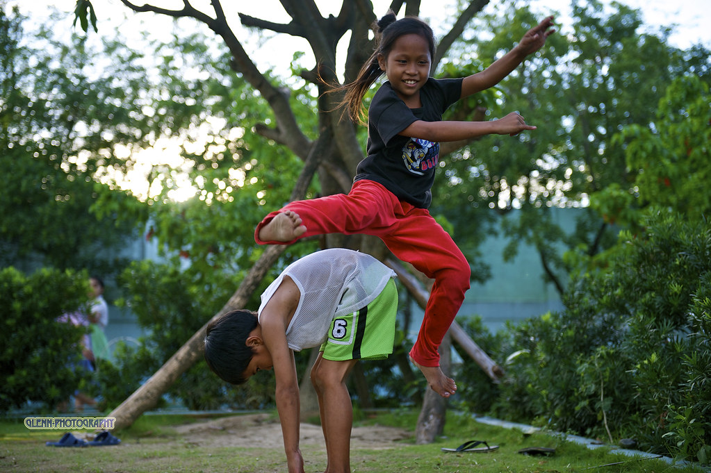 Luksong Baka Is A Traditional Filipino Game That Originate Flickr
