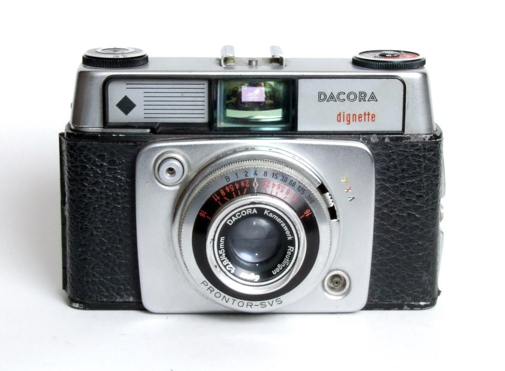 Dacora Dignette | Manufactured by Dacora-Kamerawerk ...