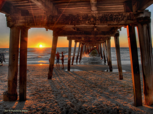 A glowing sunset! | by PhotoArt Images (catching up)!