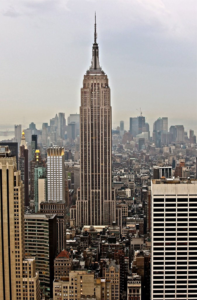 Empire State Building Simcity