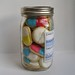 Get Well Soon Bottle of Cookie Pills