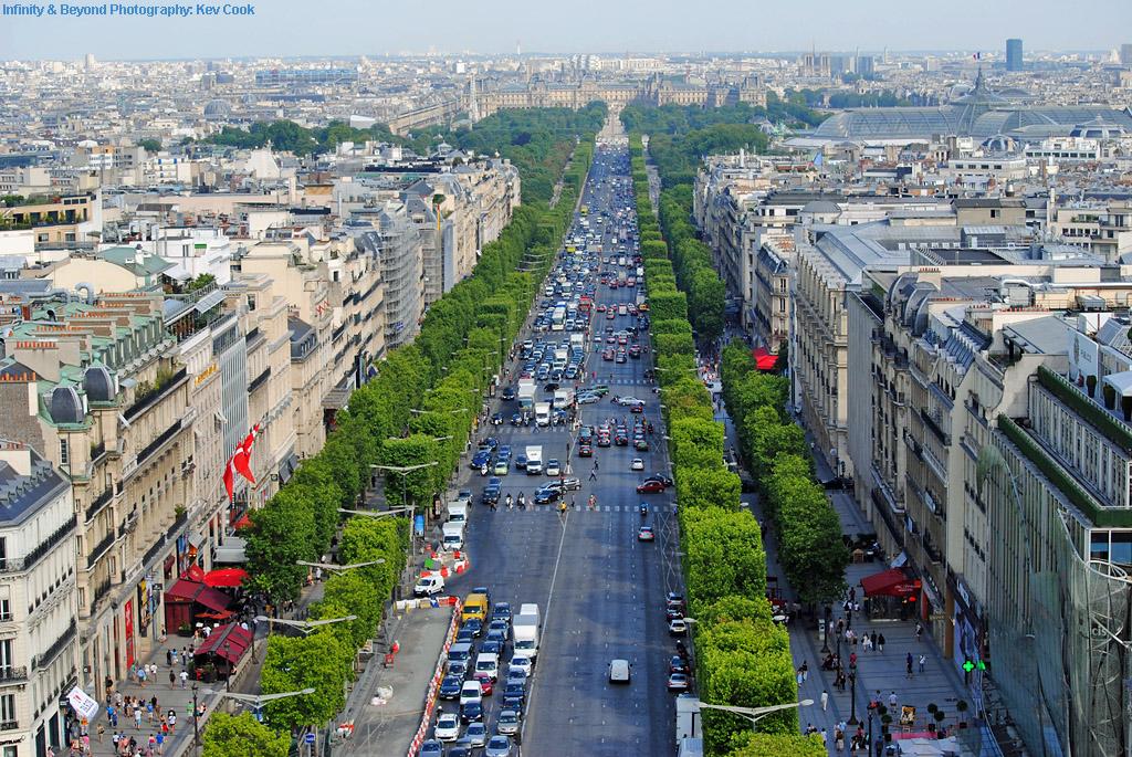 Hotel A Paris Champs Elysee