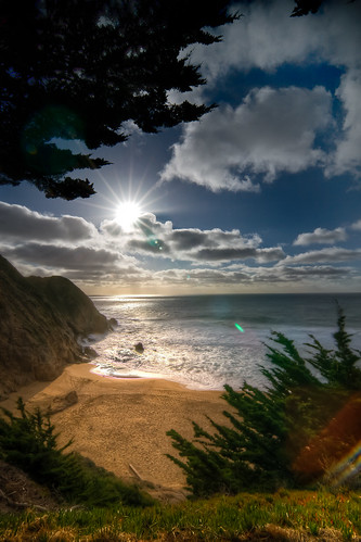Gray Whale Cove | by Konvolinka Photography