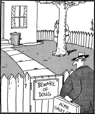 Far Side cartoon