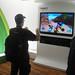 CES 2012 - Microsoft Kinect Star Wars Episode 1 Podracing