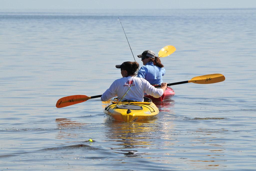 Kayak fishing 2 photo tim donovan fwc florida fish for Fish and wildlife florida