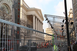 Preparing for the BAFTA awards 2012 © ROH 2012 | by Royal Opera House Covent Garden