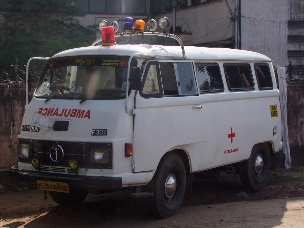 Force Matador F307 ambulance   Evolution du tempo matador al ...