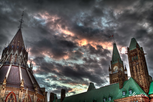 Parlement du Canada | by martisak