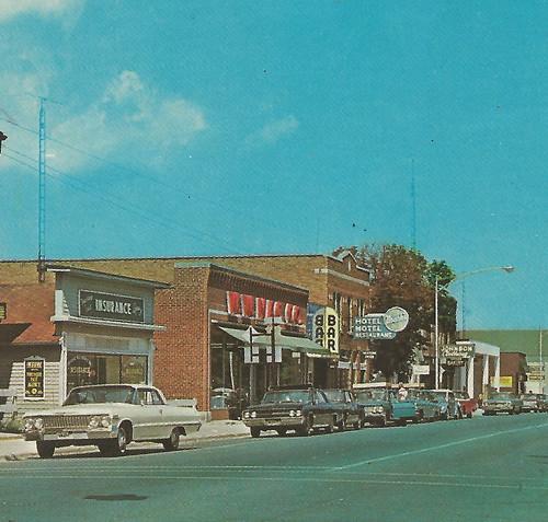 Downtown Rogers Restaurants