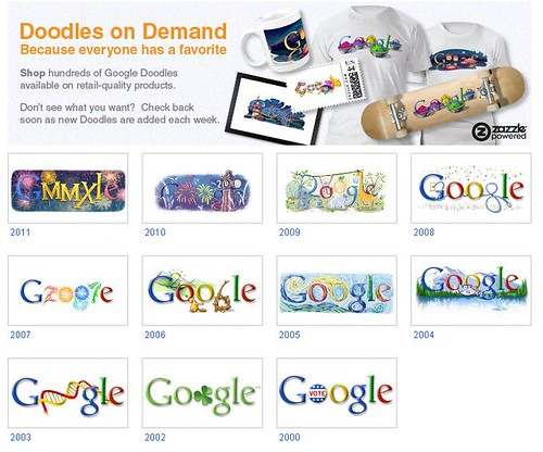 Google Doodles on Demand | by Bruce Clay, Inc
