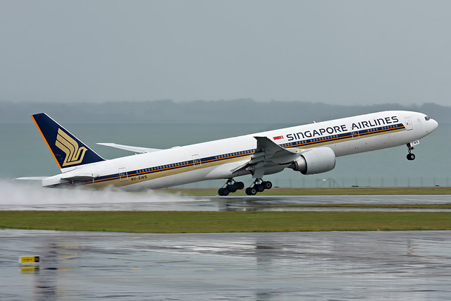 Singapore Airlines Boeing 777-300ER | Flickr - Photo Sharing!