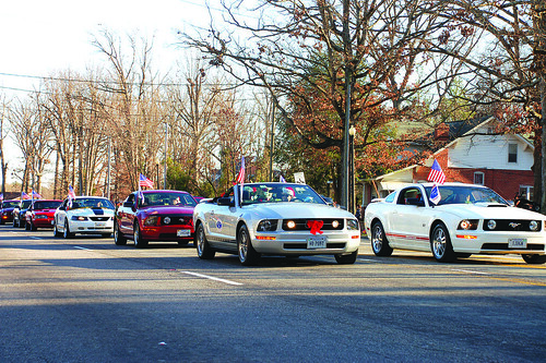 Best Vehicle unit - Central Virginia Mustang Club | by VillageNewsOnline
