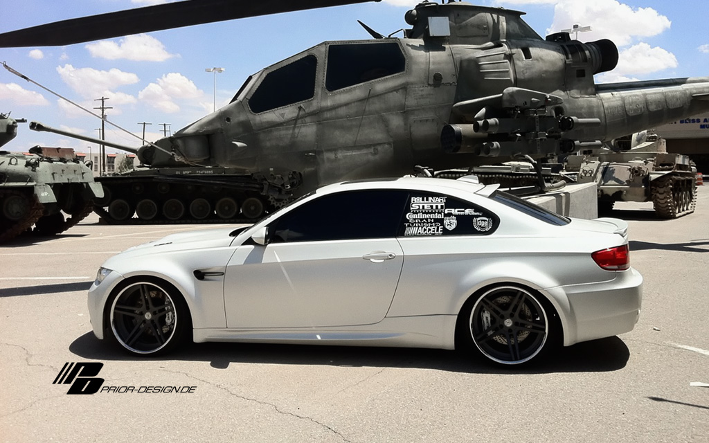 prior design bmw 3 series e92 pd m widebody prior design b flickr. Black Bedroom Furniture Sets. Home Design Ideas