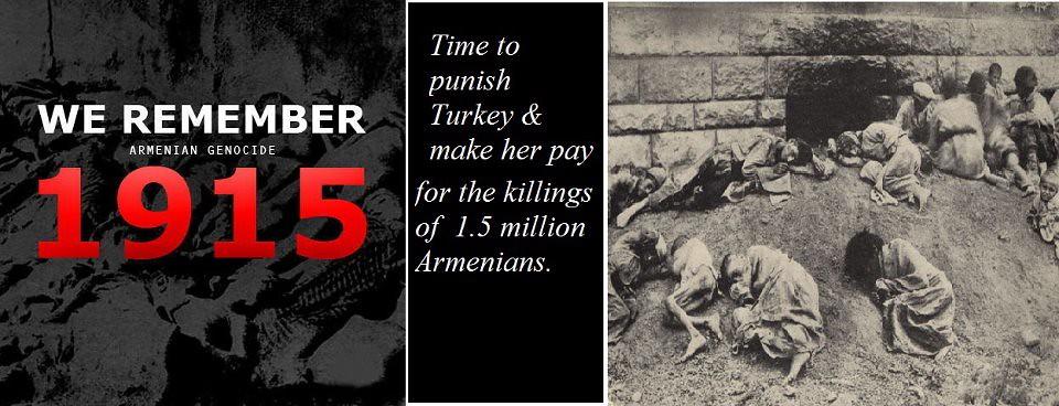 We REMEMBER 1915 ARMEN...