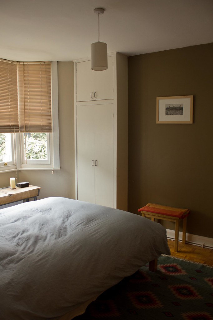 Main Bedroom | The spacious main bedroom features a king ...