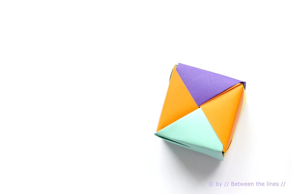 Origami Cubes