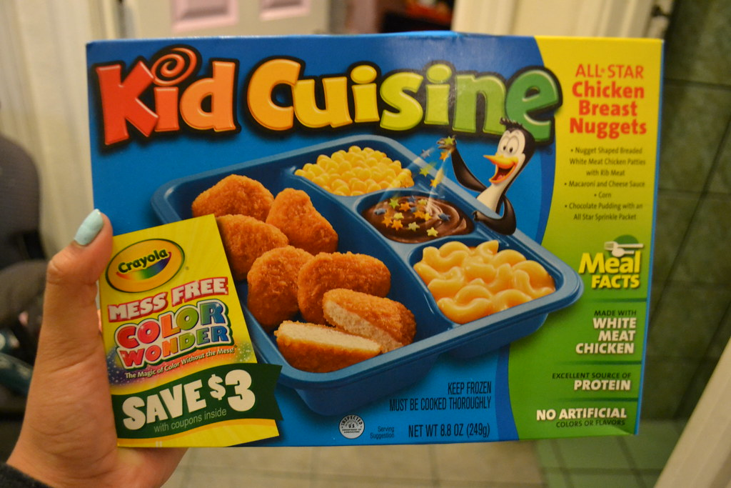 Kid cuisine c if you post on tumblr please give credit for Cuisine you