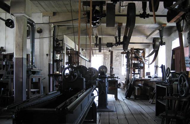 machine shops worcester ma