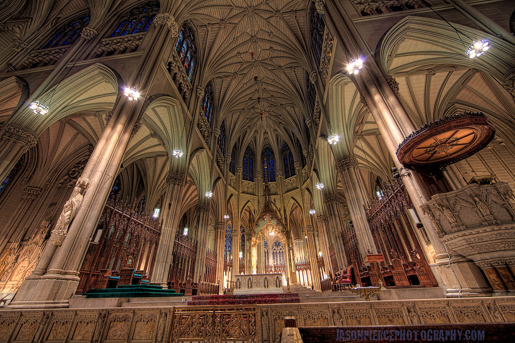 Inside Saint Patricks Cathedral Nyc Want To See It