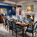 Lake House In New Hampshire by Cebula Design - Dining Room