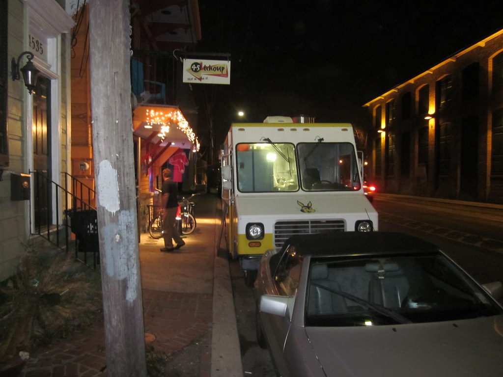 Tchoup Food Truck