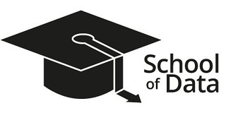 School of Data logo | by okfn