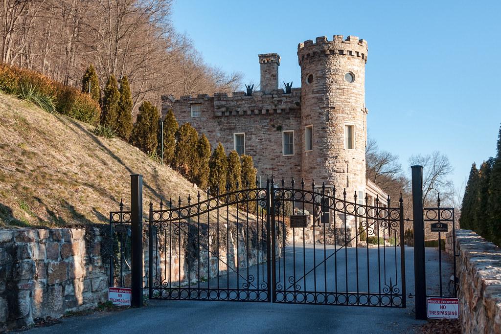 Berkeley Springs Castle Bill Dickinson Flickr