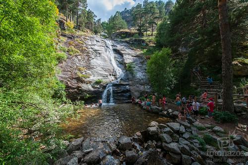 10 Cascadas y Chorreras en la Sierra de Guadarrama que tienes que visitar
