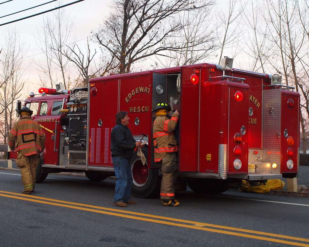 Car Accident New Jersey November