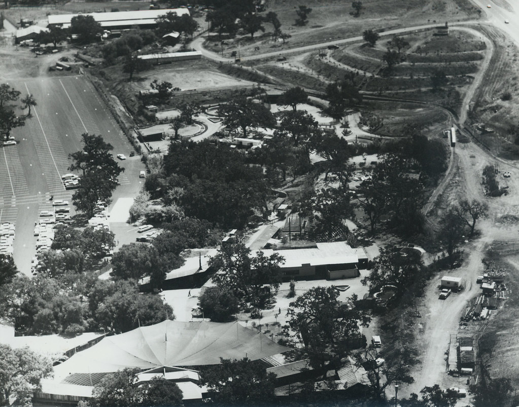 Aerial of Jungleland | Aerial photograph of Jungleland ...  Conejo Parks And Recreation Jobs